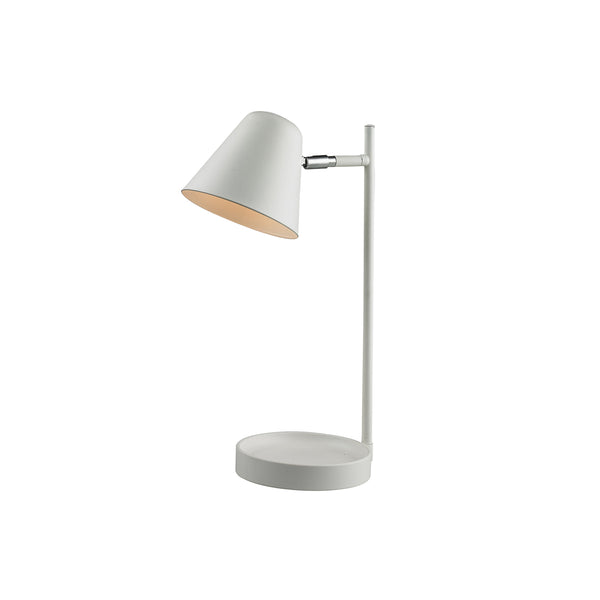Thomas Desk Lamp | White