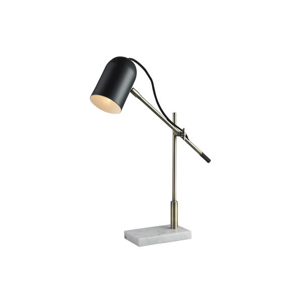 Leighton Desk Lamp | Black