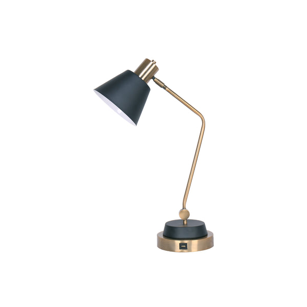 Hanson Desk Lamp | Black