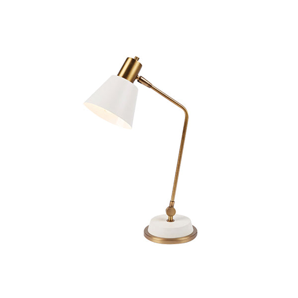 Hanson Desk Lamp | White