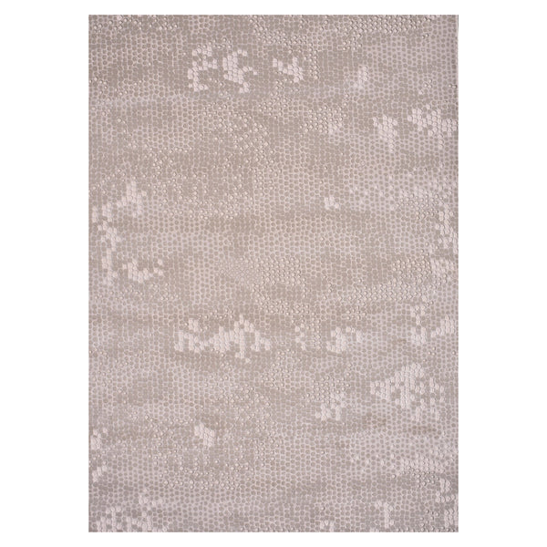 crown and birch rug london monochromatic