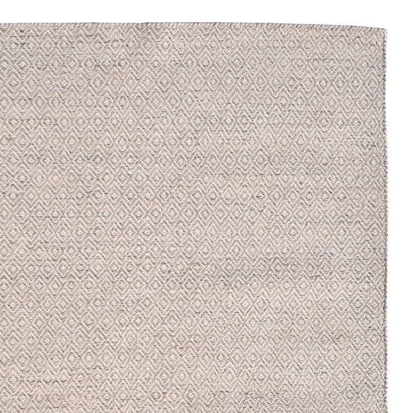 crown and birch airdrie rug stevens omni flatweave buff closeup
