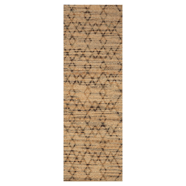 crown and birch barton rug charcoal runner loloi beacon
