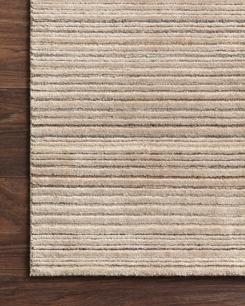 crown and birch loloi bellamy bethany rug oatmeal corner
