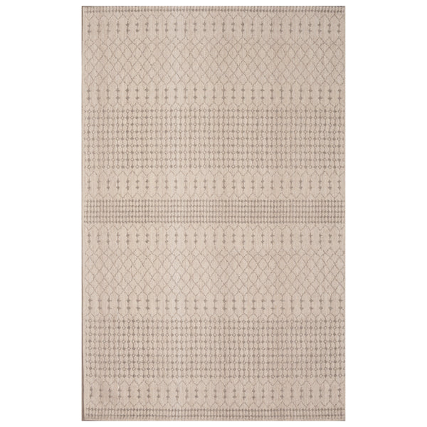 crown and birch blair rug blush front