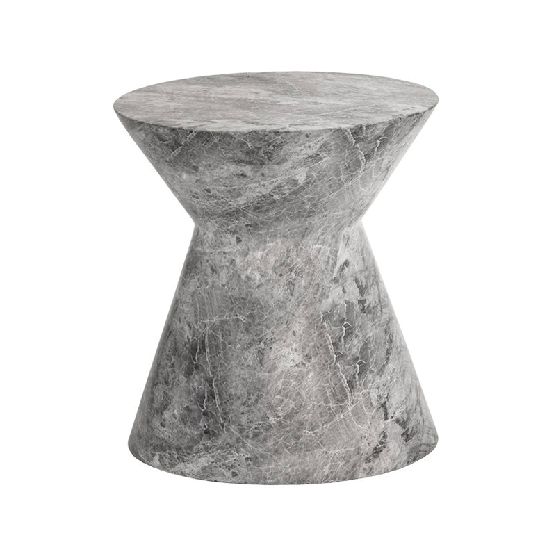 crown and birch bree side table front