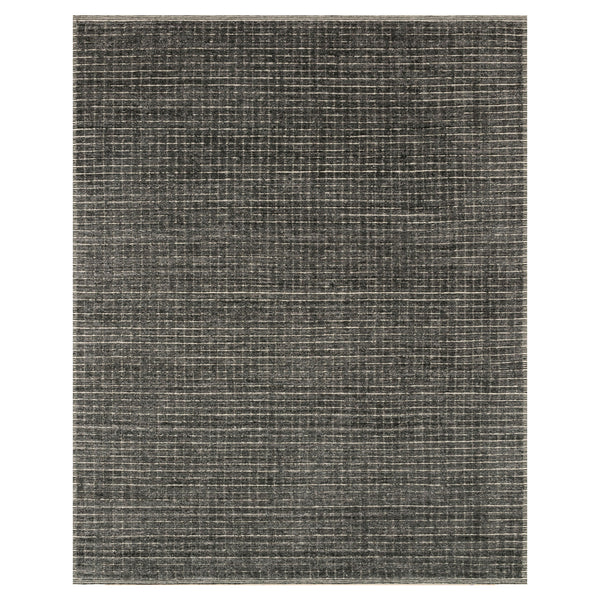 crown and birch brooklyn rug charcoal front