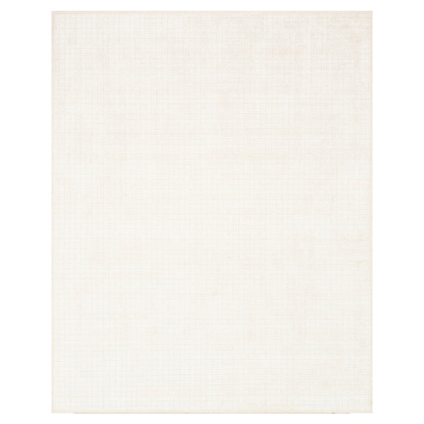 crown and birch brooklyn rug ivory front