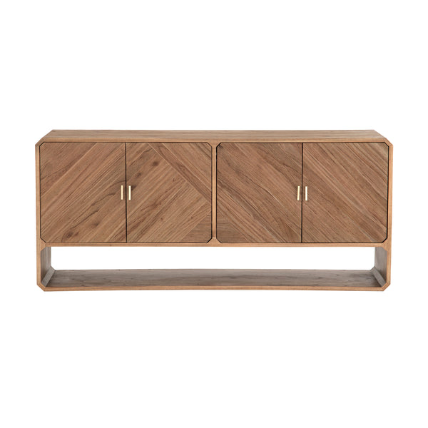 crown and birch cara sideboard front