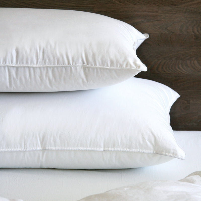 crown and birch bedding pillow suprelle soft front
