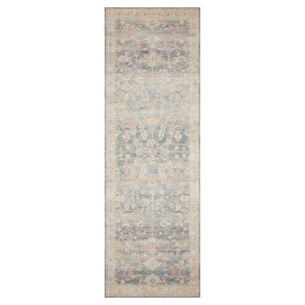 Estelle Rug | Denim / Multi