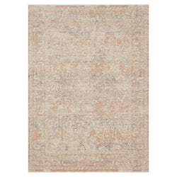 crown and birch felicity rug faye rug beige blue front