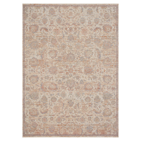 crown and birch felicity rug faye rug beige multi front