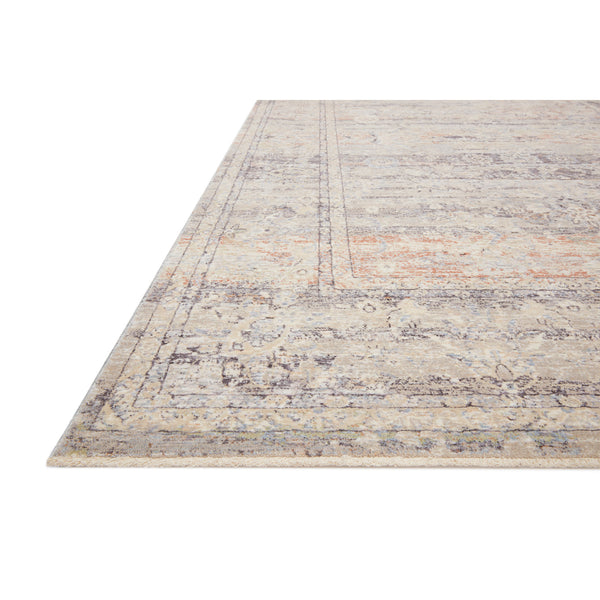 crown and birch felicity rug faye rug denim rust detail