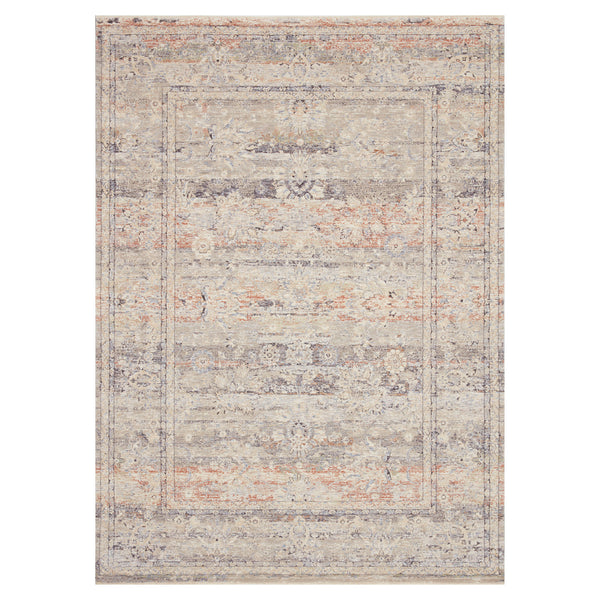 crown and birch felicity rug faye rug denim rust front