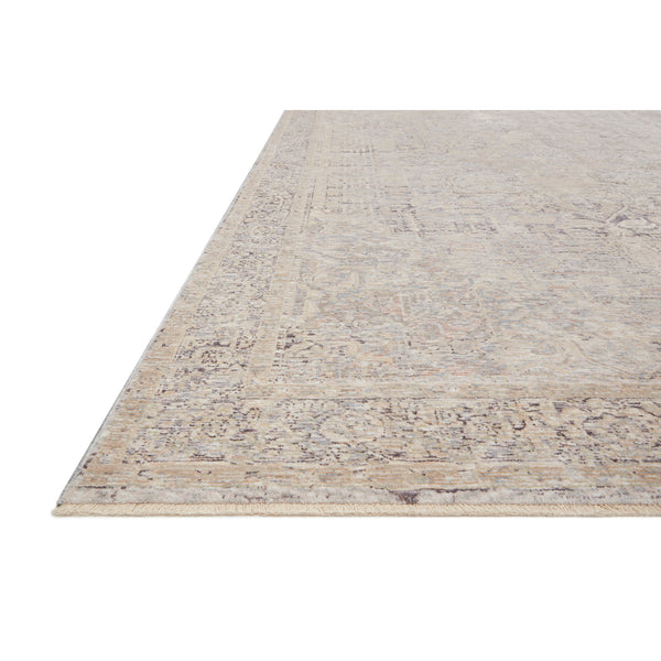 crown and birch felicity rug faye rug ivory multi detail