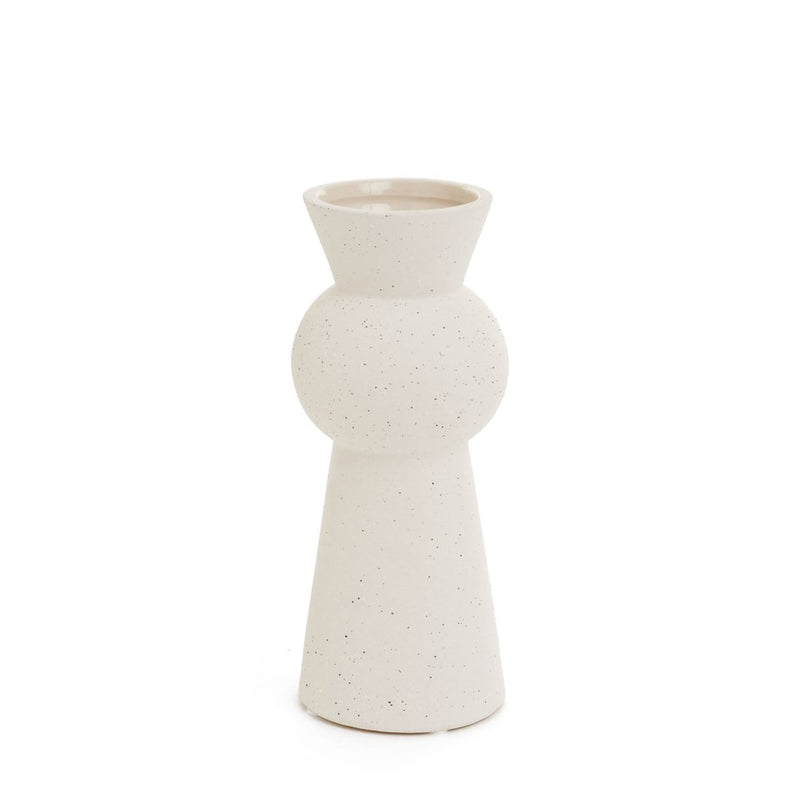 crown and birch giotto textured vase small