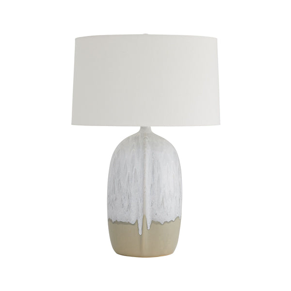 crown and birch gregori table lamp front