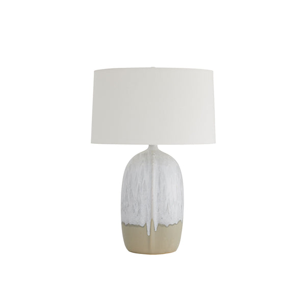 crown and birch gregori table lamp light off