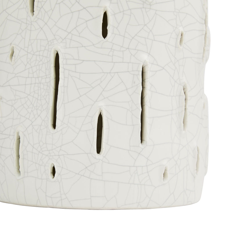 crown and birch grove table lamp base detail