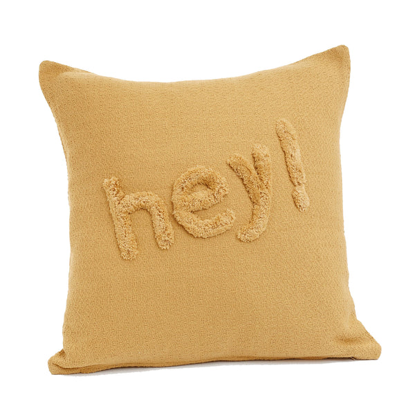 crown and birch hey pillow front
