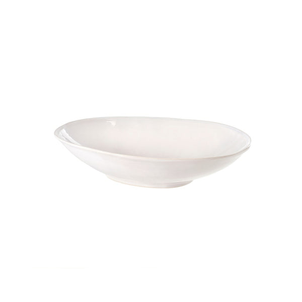 crown and birch highland oval serving bowl front