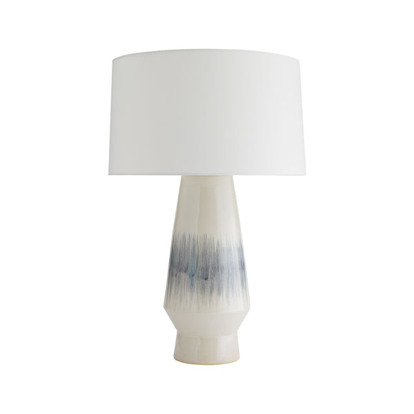 crown and birch howlen table lamp front