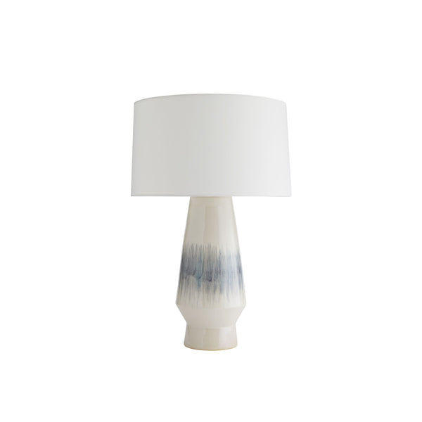 crown and birch howlen table lamp light off