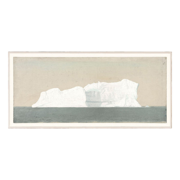 crown and birch iceberg 1859 front