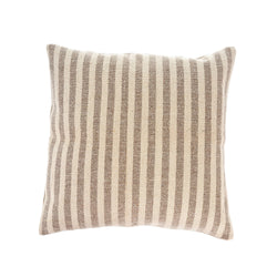 crown and birch ingram stripe pillow front