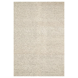 crown and birch kware rug ivory front