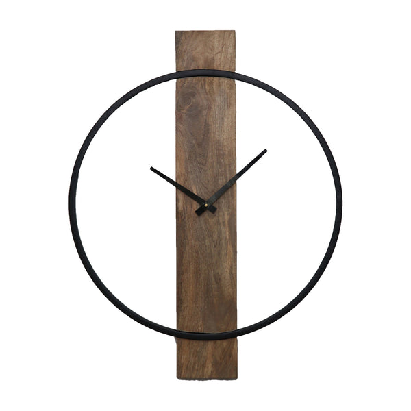 Leo Farmhouse Clock