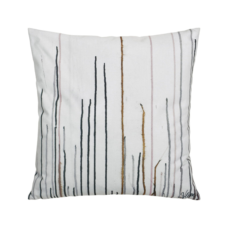 crown and birch nila multi drip pillow front