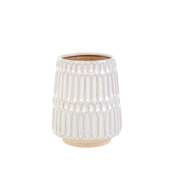crown and birch pacifico pot small