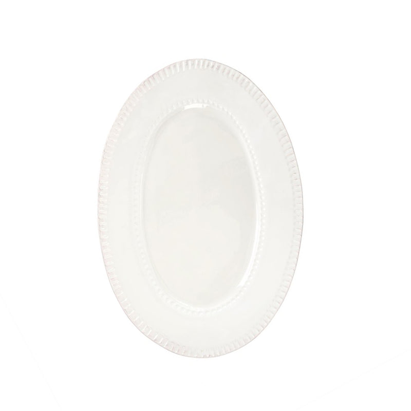 crown and birch palermo oval platter front