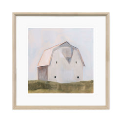 crown and birch pastel barn ii