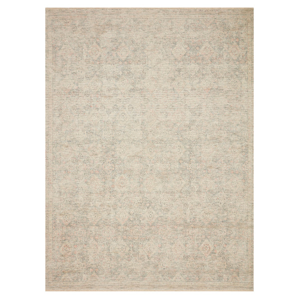 crown and birch prite rug loloi priya navy ivory front