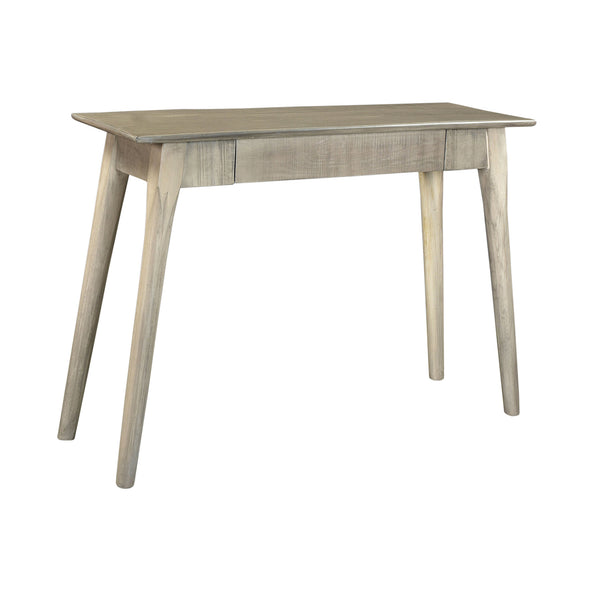 crown and birch rough light grey console angle