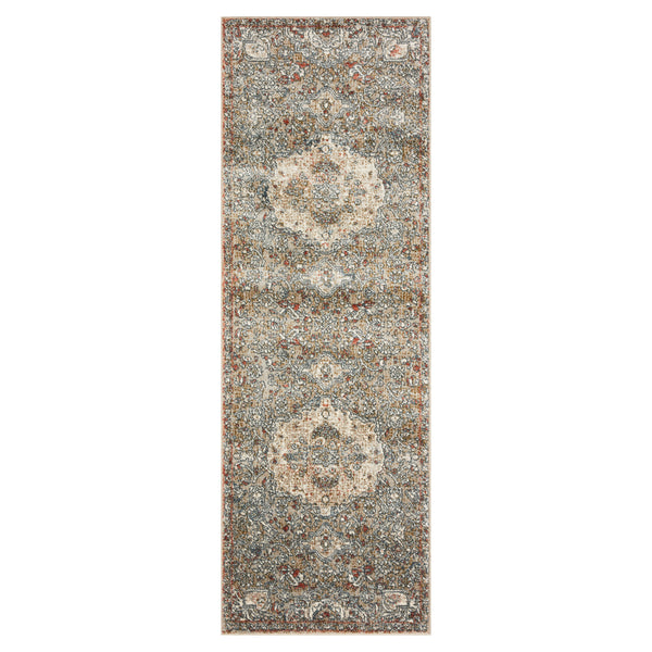 crown and birch sabas rug loloi saban straw beige runner