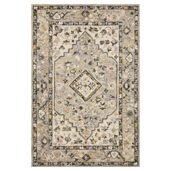 crown and birch salsbury rug grey ivory front loloi beatty