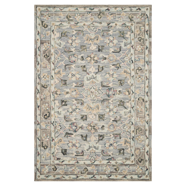 crown and birch salsbury rug light blue multi front loloi beatty