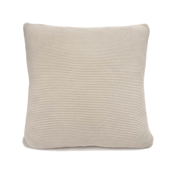 crown and birch sand cotton pillow