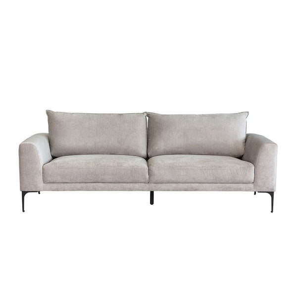 Veda Sofa | Light Grey