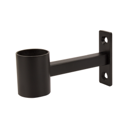 Wall / Ceiling Bracket | Black
