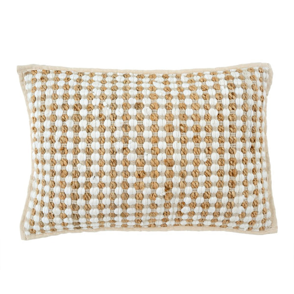 crown and birch willa cushion front