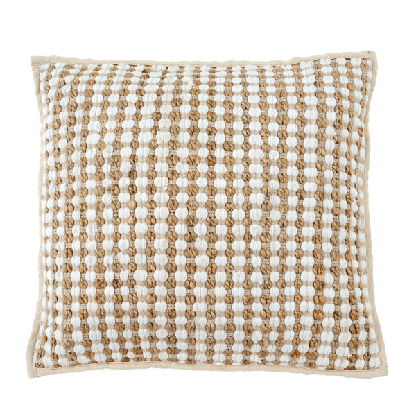 crown and birch willa cushion