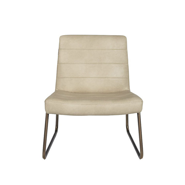 crown and birch wren occasional chair cream front