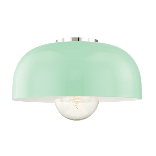 "14"" Avery Semi Flush 