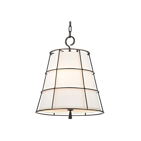 hudson valley lighting savona 18 inch pendant old bronze