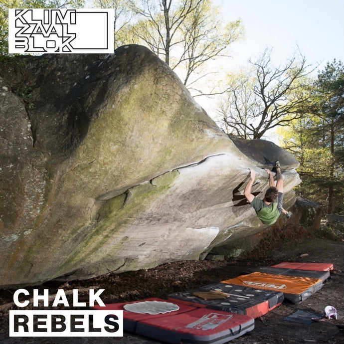 CHALK REBELS & BLOK